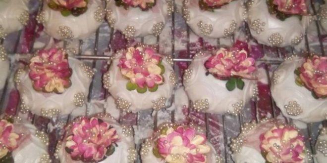 صورة تزيين الحلويات الجزائرية, طريقة خطوة بخطوة عشان تزيني الحلويات