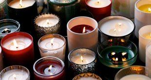 صورة كيفية صنع شمعة معطرة , كيف اصنع شمعة رائحتها فواحة
