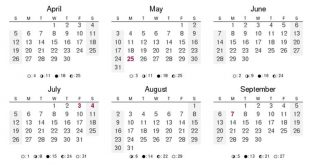 صورة السنة كم يوم , تعرف معى على عدد ايام السنة