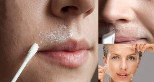 صورة كيفية ازالة الشعر من الوجه, بعض الطرق السهلة لازالة الشعر