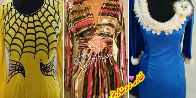 صورة قنادر و دشاديش، أجمل الملابس تحفة