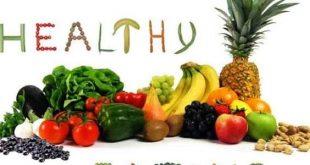 صورة كلمة عن الغذاء الصحي, ما هو اهمية الاكل الصحي او الهليصي فوود