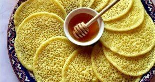 صورة كيفية صنع البغرير, في الشتاء يحب المغاربة البغرير فكيف الطريقة لصنعه