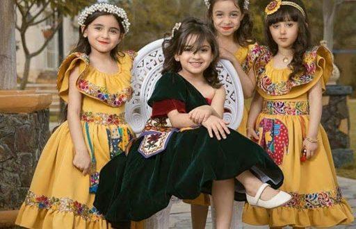 صورة ملابس قرقيعان للاطفال, في هذا الاحتفال اطفال بجد يجننوا