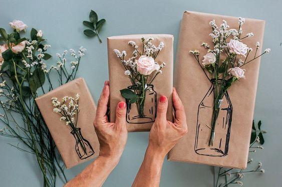 صورة صنع هدية للام , طرق لصنع هديه للام