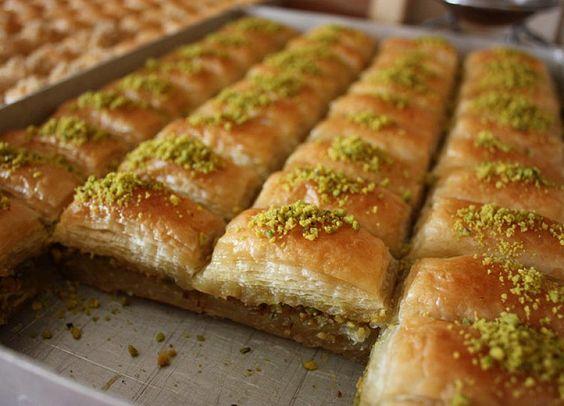 صورة حلويات العيد السورية , اطعم حلويات سورية للعيد