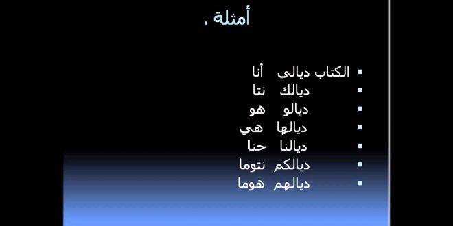 صورة كلمات جزائرية ومعانيها، نحتاجها في بعض الأوقات