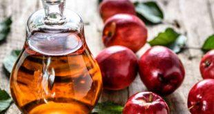 صورة خل التفاح للشعر , لخل التفاح فوائد رائعة للشعر