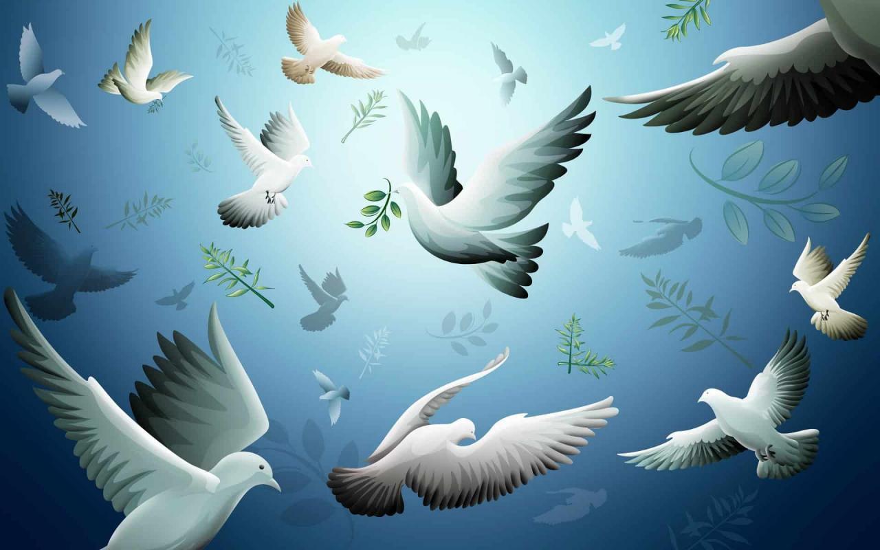 صورة موضوع تعبير عن السلام بالعناصر، هو سلام المجتمع 3880 4