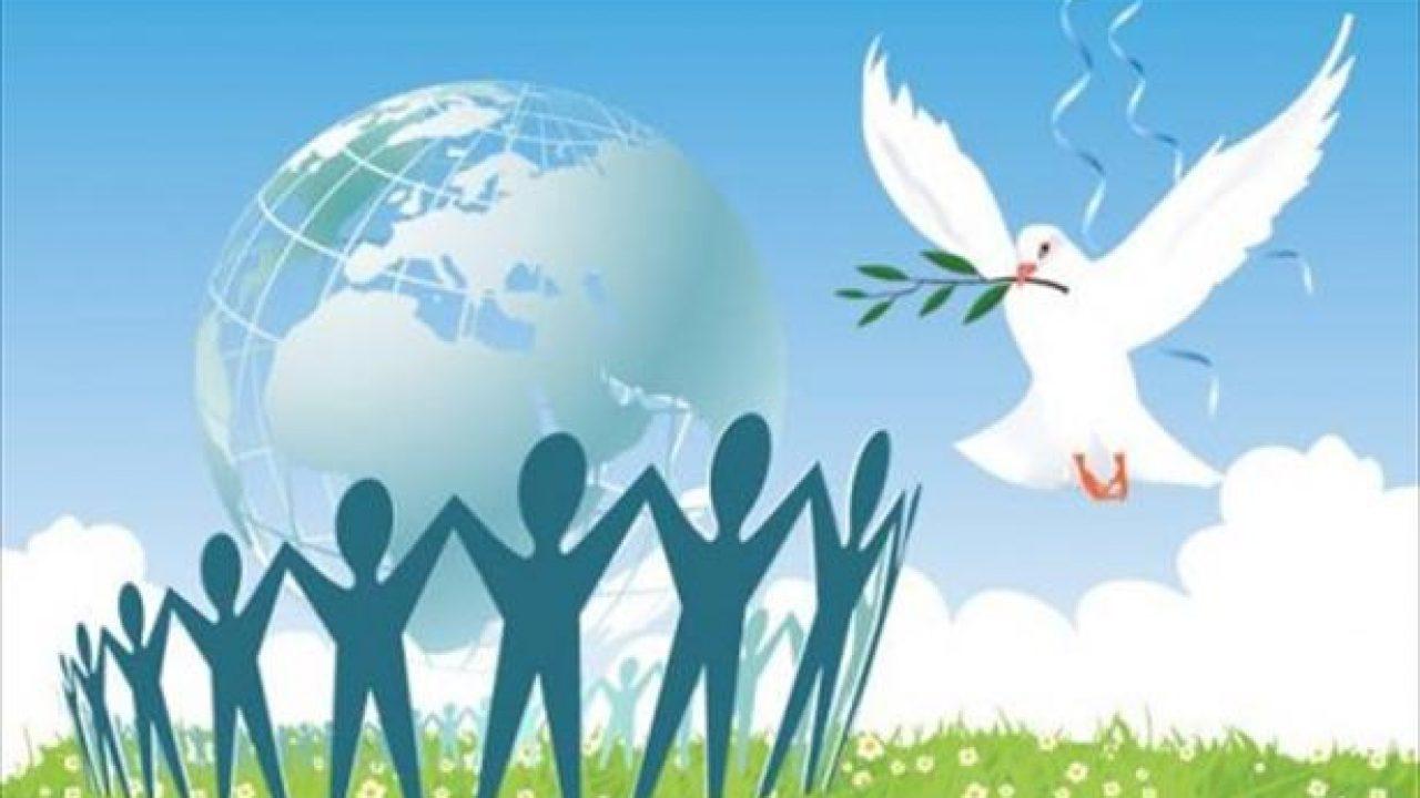 صورة موضوع تعبير عن السلام بالعناصر، هو سلام المجتمع 3880 9