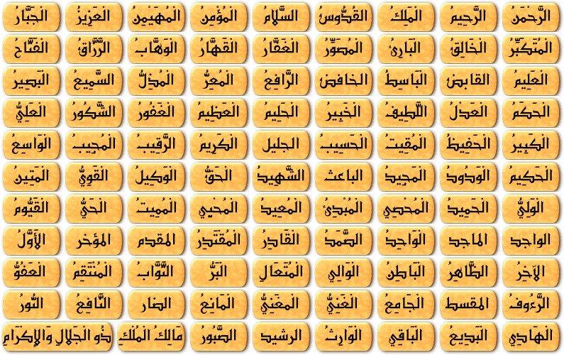 صورة فضل اسماء الله الحسنى في استجابة الدعاء , فضل اسماء الله الحسنى فى الدعاء 5961 2
