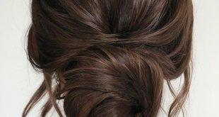 صورة تسريحات شعر 2019 للسهرات , اجمل و اشيك تسريحات شعر للسهرات
