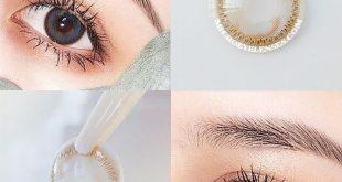 صورة الوان العدسات لتكبير العين , عدسات توسع من عينيك فى قمة الجمال