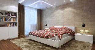 صورة ترتيب غرف النوم الصغيرة، أجمل نظام غرف نوم صغيرة