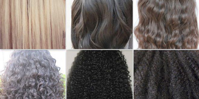 صورة انواع شعر البنات، له أكثر من نوع