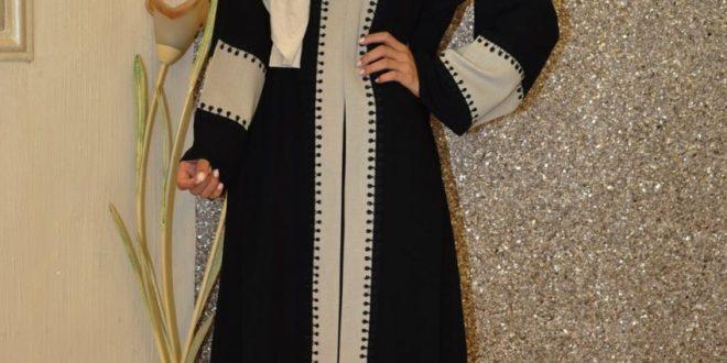 صورة عبايات الكويت بالصور، أجمل الملابس تحفة