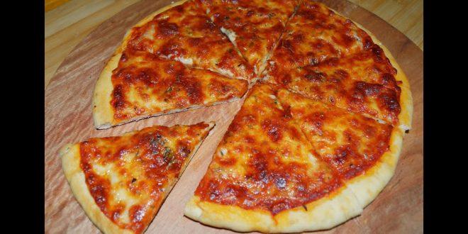 صورة طريقة تحضير البيتزا، اطعم الأكلات تحفة