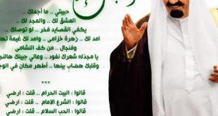 صورة كلمة عن اليوم الوطني للمملكة العربية السعودية , اجمل يوم بالسعودية هو اليوم الوطنى