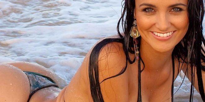 صورة نساء برازيليات على الشاطئ , جمال و انوثة البنت البرازيلية شاهدها
